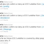 iOs 5 est déjà jailbreaker même sur Iphone 4S