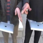 Crash Test du Smart Cover iPad 2