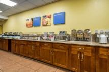 Comfort Inn Maingate Kissimmee Experience