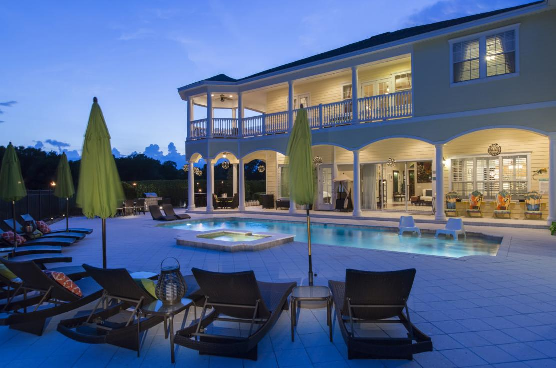vacation home rentals in kissimmee