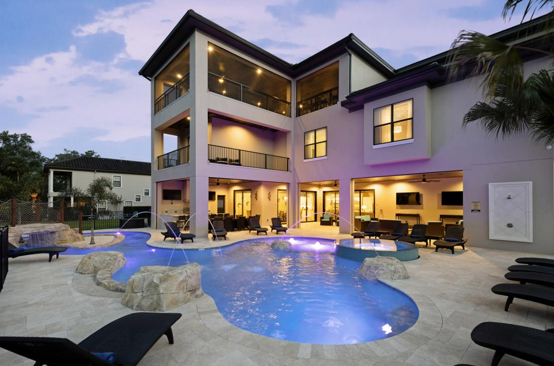 vacation home rentals experience
