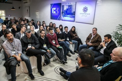 Experience Lounge – Palestras e Team Building