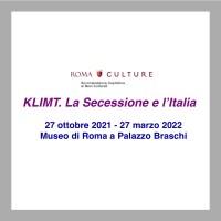 Museo di Roma a Palazzo Braschi: KLIMT.  La Secessione e l'Italia