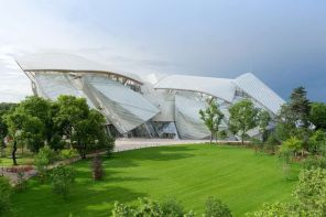 La fondation Louis Vuitton : un bijou architectural