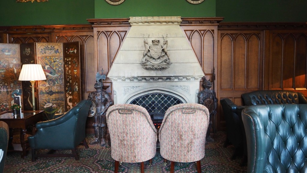 Connaught room