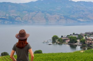 Wine and Relaxation in the Heart of Okanagan Valley