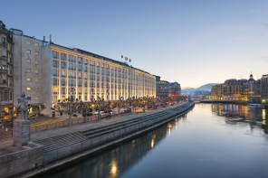 My First Stay at the Mandarin Oriental: Geneva, Here I Am!
