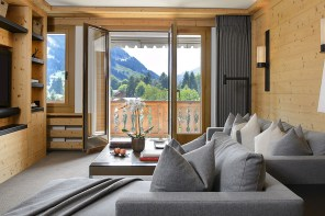 Park Gstaad: A Prestigious Hotel in Switzerland's Most Stylish Ski Resort