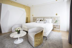 Parisian History and Modernity at Hôtel Bowmann