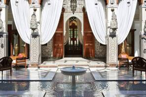My Ultra-Luxurious Stay in Marrakesh: Welcome to the Royal Mansour