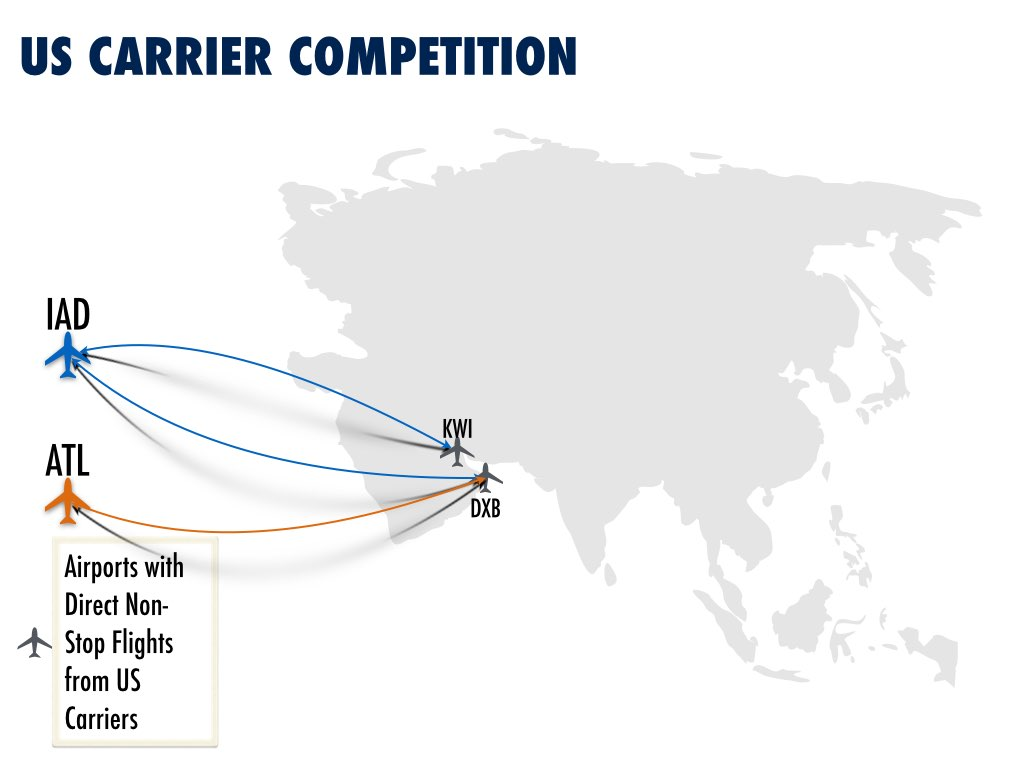 Emirates US Growth Opportunities - US Carrier