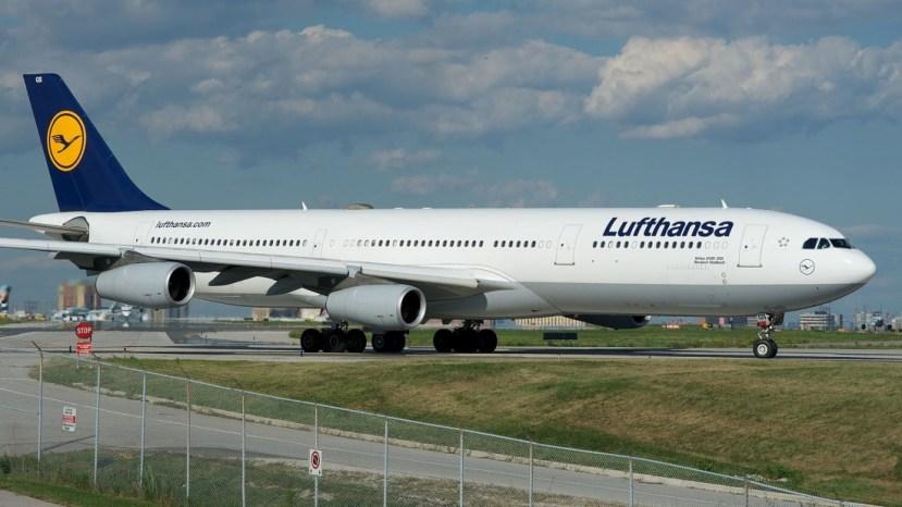 Lufthansa Airbus A340-300 D-AIGS