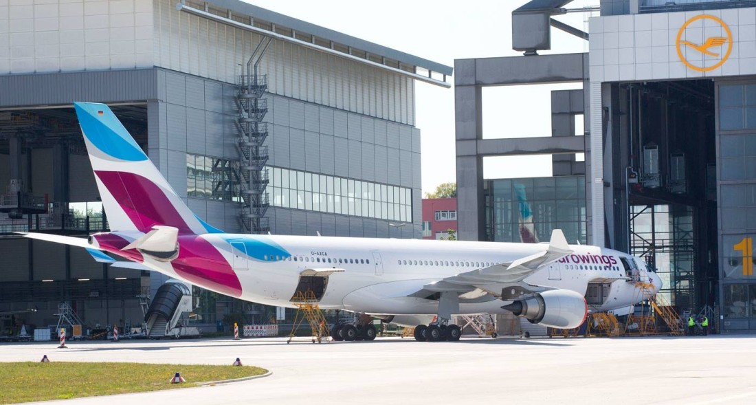 Eurowings Starts Service To North America In 2016  Experience The Skies