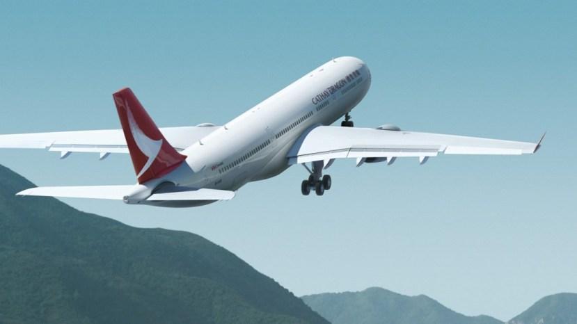 Cathay Dragon Airbus A330