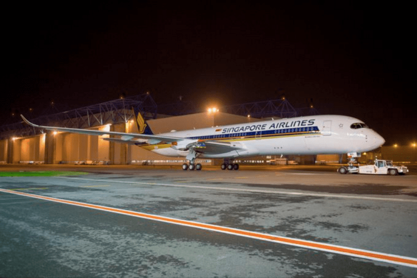Singapore Airlines Airbus A350-900