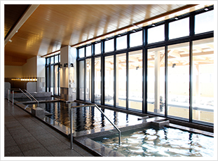 New Chitose Airport Onsen Baths