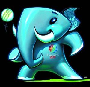 'Appu' the mascot