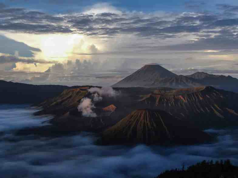 Beckys experience at Bromo