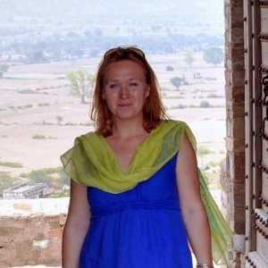 India Expert Philippa Jane Kaye