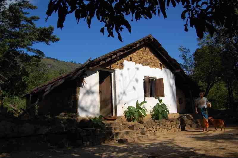 The 'original' Abode homestay