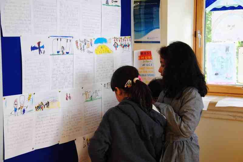 The Children's Art Show, Isle of Bute