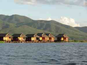 Golden Island Cottages, Lake Inle