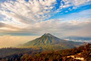 Ijen View Dawn 2