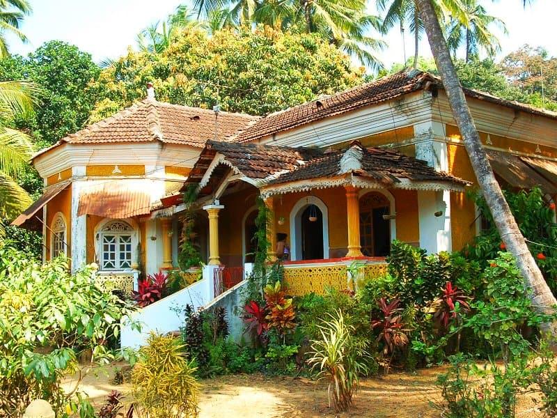 Portuguese Villa in Goa