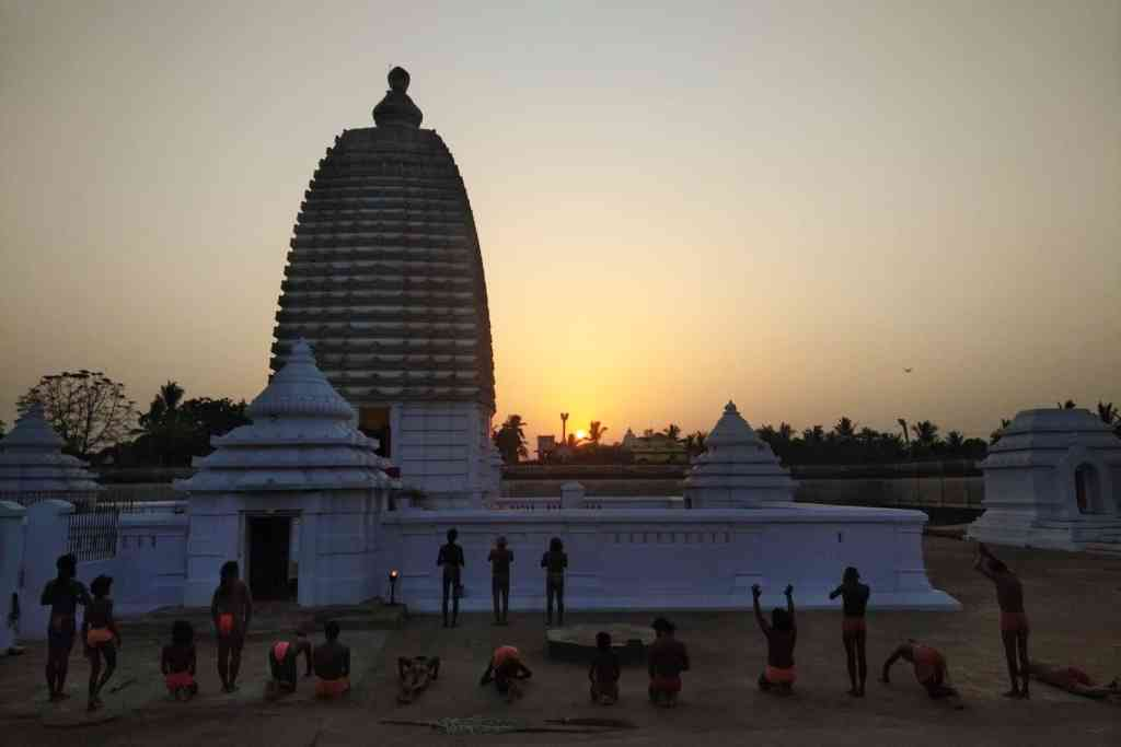 Sun Worshipper Cult India