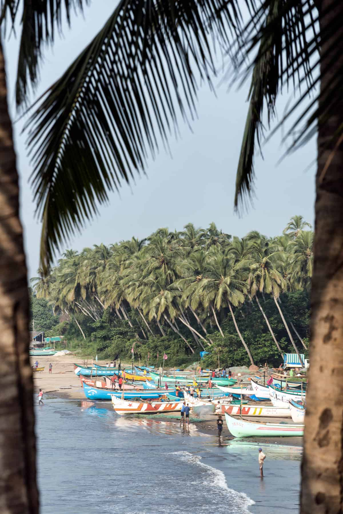 Bekal Beach in Kerala