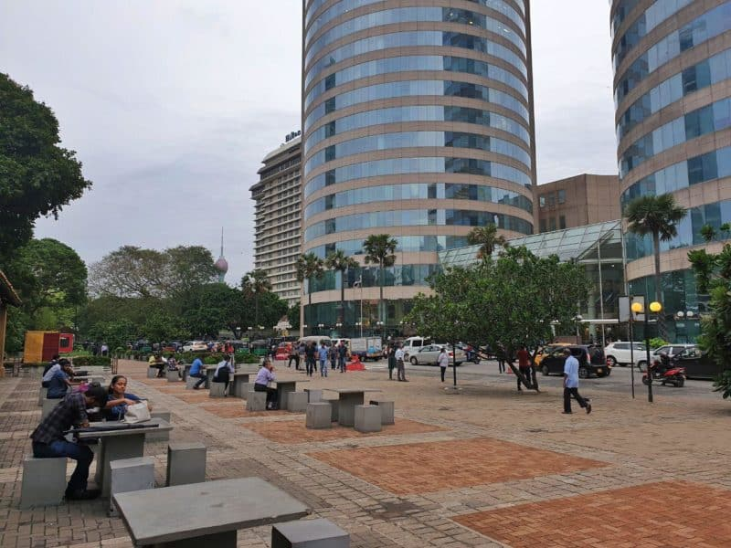 Central Colombo - The Dutch Hospital