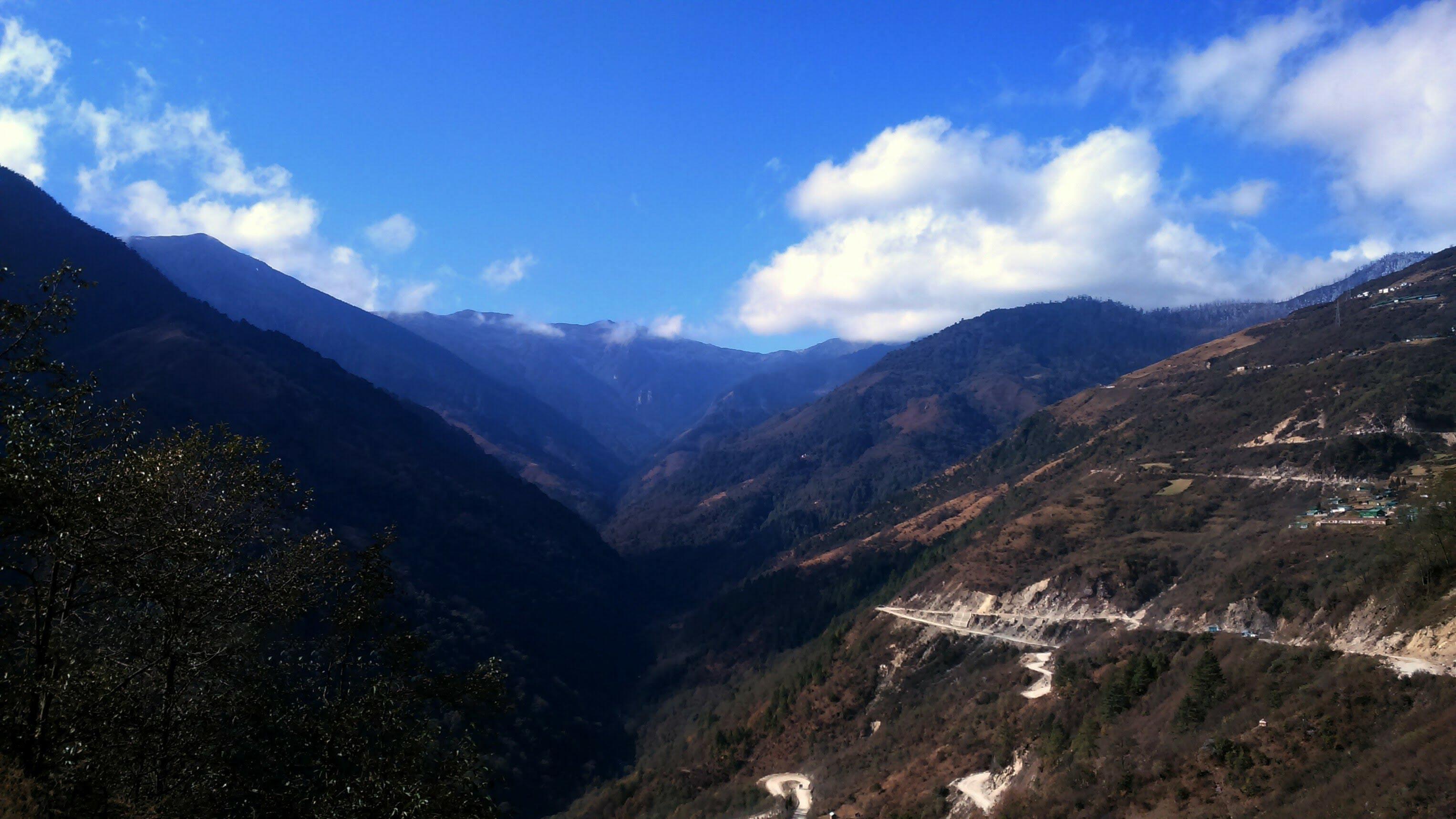 Unusual places to visit in India Arunchal Pradesh