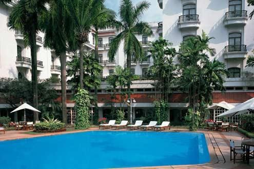Oberoi Grand Bengal India Experience Travel Group