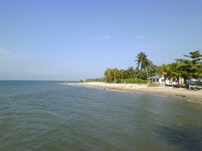 cabaa turistica en bahia de cispata playa blanca San