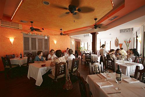 Monte Sacro Cartagena Bolivar Cocina internacional