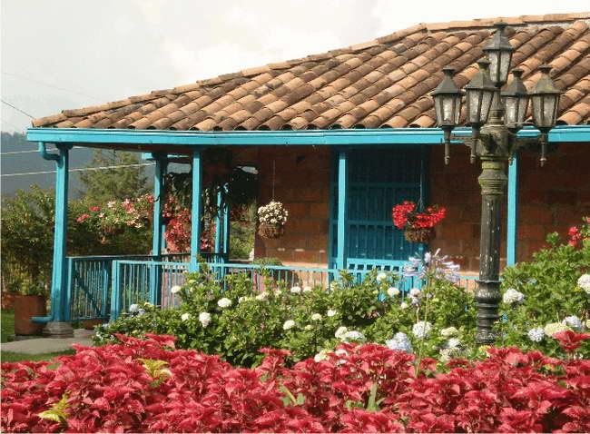 Casa Mosaico Hotel Boutique Medellin Antioquia Hoteles