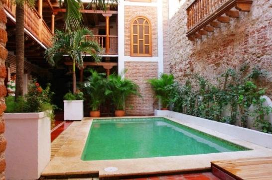 Hotel Don Pedro Heredia Cartagena Bolivar Hoteles  Experiencia Colombia