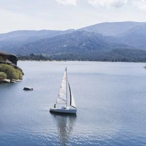 Paseo turístico en velero