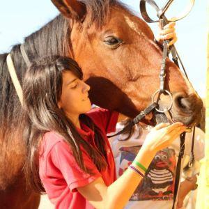 Clases de equitación en San Vicente de la Barquera