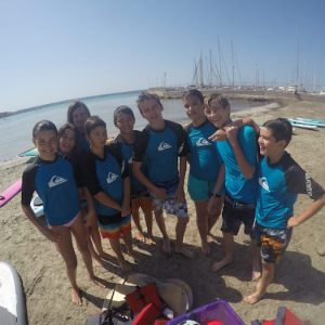 Campamentos de surf en Mallorca