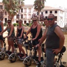 Bicicletas eléctricas con Paseos Priego en Priego de Córdoba