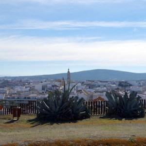 El Castillo de Aguilar de la Frontera en Córdoba
