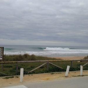 La Playa del Palmar en Vejer de la Frontera