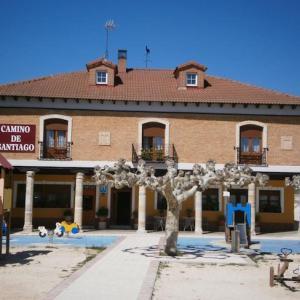 Hostal Camino de Santiago en Frómista