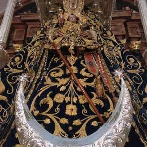 El Santuario de la Virgen de la Sierra en Cabra