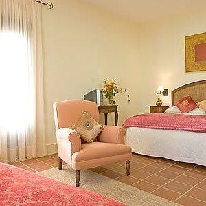 El Hotel Sindhura en Vejer de la Frontera