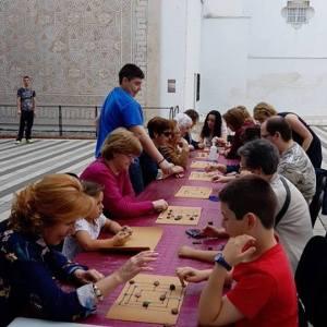 Museo Arqueológico Municipal en Cabra en la provincia de Córdoba