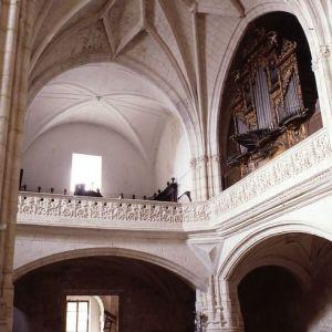 La Iglesia de San Millán en Baltanás