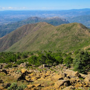 Sierra Bermeja en Estepona
