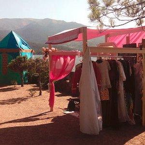 Eventos en la Isla Privada en el Embalse de El Burguillo